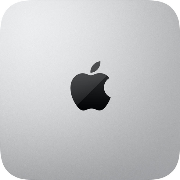 Mac mini Desktop - Apple M1 chip - 8GB Memory - 256GB SSD Latest Model - Silver MGNR3LL/A