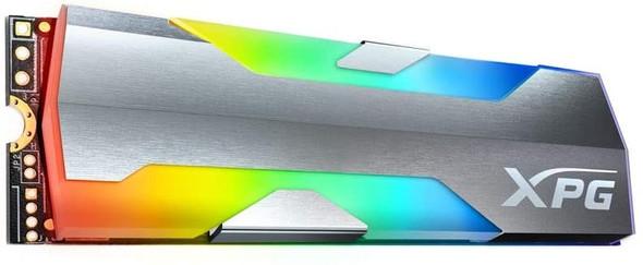 ADATA XPG SPECTRIX S20G 500GB RGB M.2 2280 PCIE GEN 3X4 SSD | ASPECTRIXS20G500G
