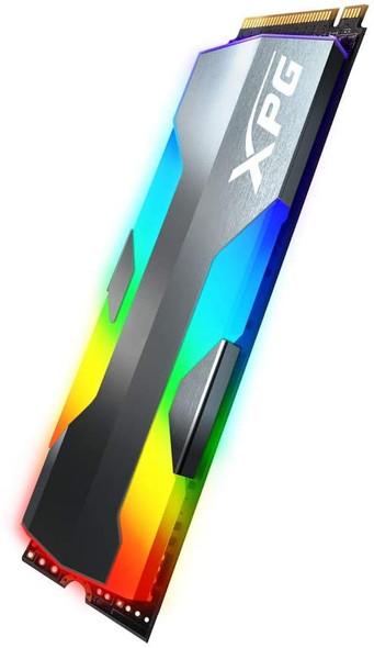 ADTA XPG SPECTRIX S20G 1TB  RGB M.2 2280 PCIE GEN 3X4 SSD | ASPECTRIXS201T