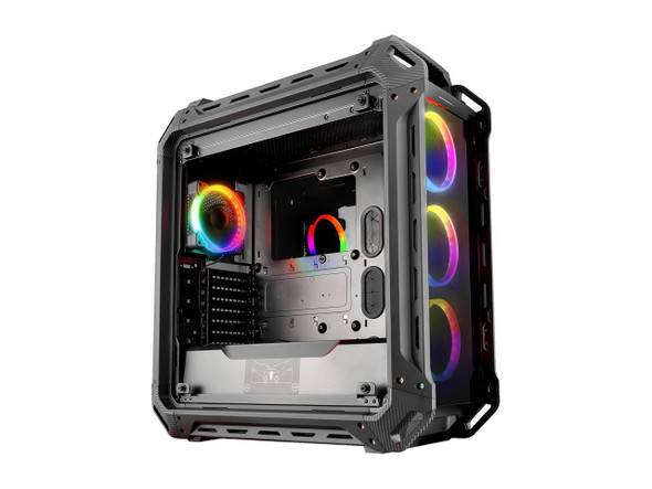 COUGAR PANZER EVO RGB Black ATX Full Tower RGB LED Gaming Case with Remote | PANZEREVORGB