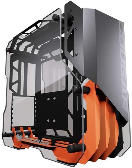 COUGAR BLAZER ESSENCE Open -Frame Gaming Mid Tower Case | BLAZERESSENCE