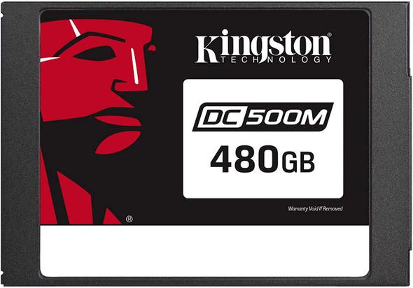 "KINGSTON DC500M ( Mixed use ) 2.5"" ENTERPRISE  SATA 480GB SSD | SEDC500M/480G"