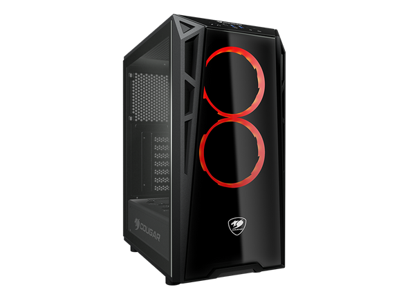 COUGAR TURRET ATX CASE | TURRET