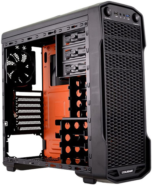 COUGAR CASE MX310 Computer Gaming Case MX310 -Mid Tower- Mini-ITX / Micro ATX / ATX | MX310