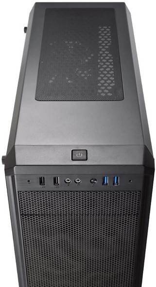 COUGAR CASE MX330 WITH WINDOW - Mid Tower - Clear Acrylic Window Cover | MX330W