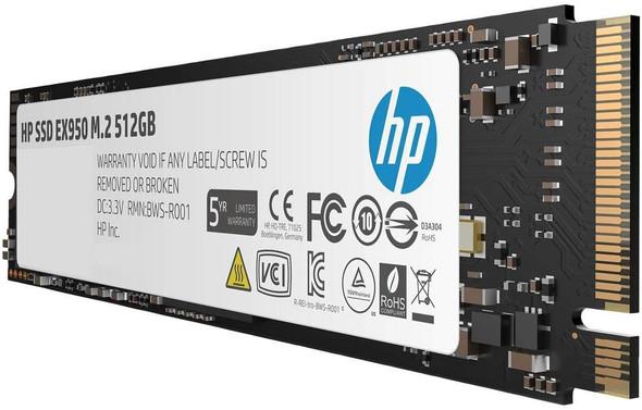 PCIe Gen 3 x 4 SSD EX950 - DRAM cache 512GB | 5MS22