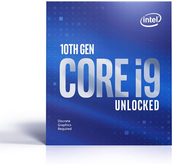 INTEL BOXED CPU CORE I9-10900K PROCESSOR 20M CACHE UP TO 5.30GHZ FC-LGA14A   I9-10900KF