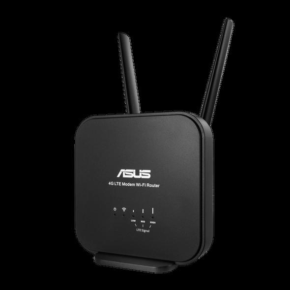 ASUS 4G-N12_B1 Wireless-N300 LTE Modem Router | 90IG0570-BM3200