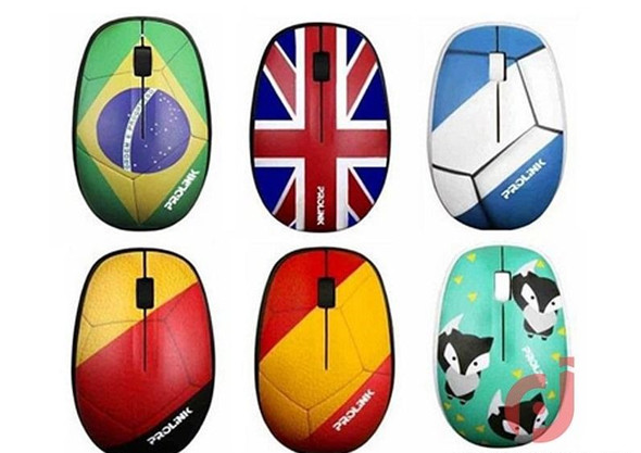 PROLINK WIRELESS OPTICAL MOUSE | PMW5007
