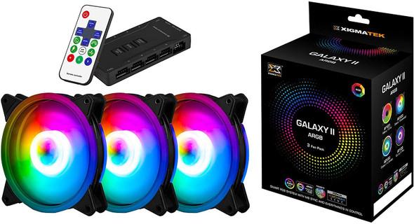 XIGMATEK CX120-Galaxy Essential CONTROLLER+REMOTE | EN41237