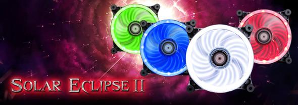 XIGMATEK SOLAR ECLIPSE II SEII-F1251 BLUE LED | EN8996