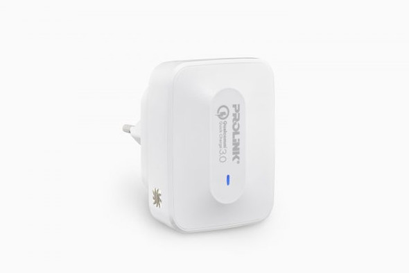 PROLINK 3 PORT TRAVEL WALL CHARGER | PTC32501