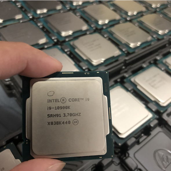 INTEL BOXED CPU CORE I9-10900K TRAY PROCESSOR 20M CACHE UP TO 5.30GHZ FC-LGA14A WITHOUT FAN| I9-10900KF (INTCPT09)