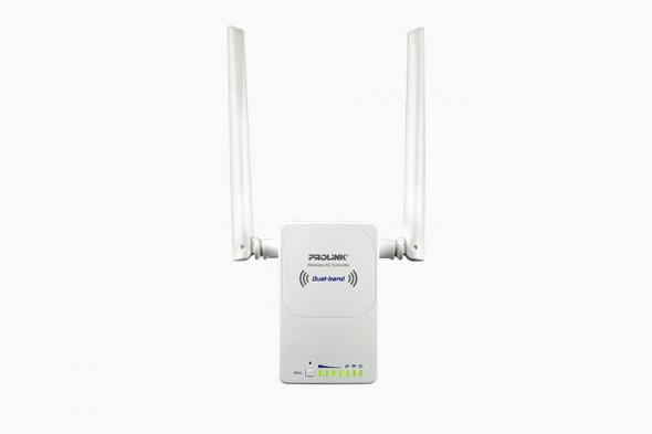 PROLINK DUAL BAND WIRELESS AC EXTENDER 750MBPS   PWC3703