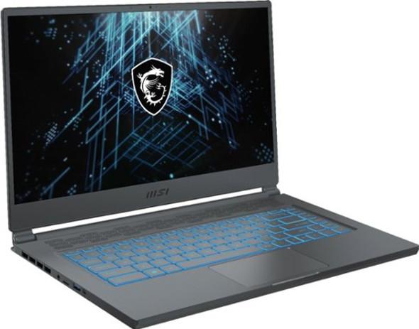 "MSI - Stealth 15M 15.6"" 144hz Gaming Laptop - Intel Core i7 - NVIDIA GeForce RTX 3060 - 1TB SSD - 16GB - Black | Stealth 15M021 | 9S7-156311-076 (10824142239824)"