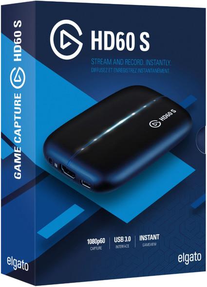 Elgato - Game Capture HD60 S - Black | (813180020306)