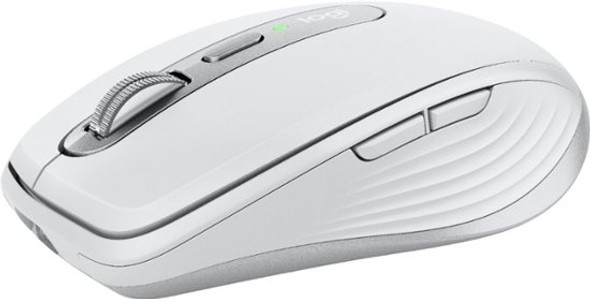 Logitech - MX Anywhere 3 Compact Performance Mouse - Pale Gray | 910-005899