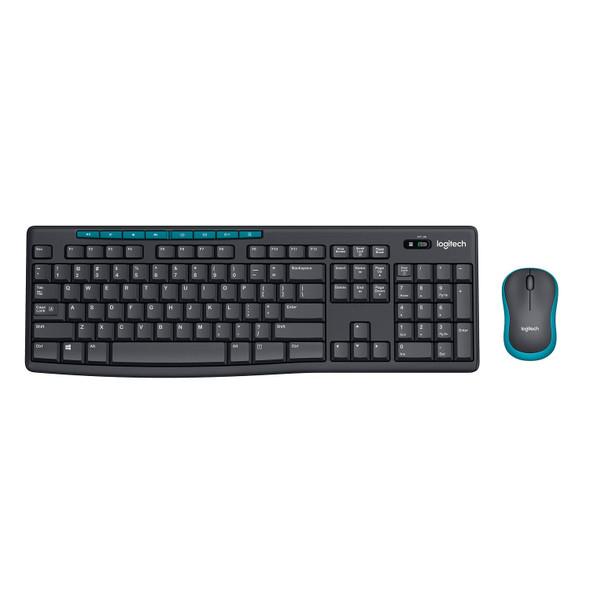 Logitech Wireless Keyboard and Mouse Combo   MK275
