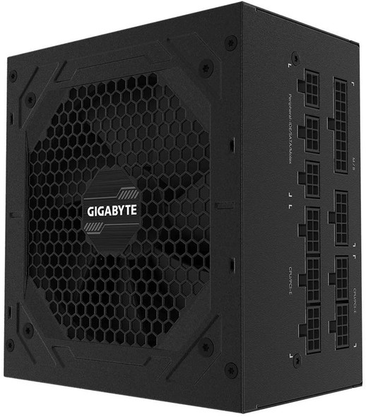 Gigabyte Power Supply 850W 80 Plus Gold Certified | GP-P850GM