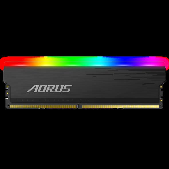 Gigabyte AORUS RGB Memory DDR4 16GB (2x8GB) 3733MHz | GP-ARS16G37