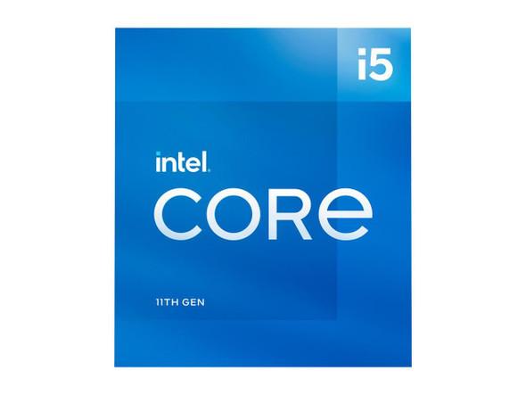 Intel Core i5-11400 Rocket Lake 6-Core 2.6 GHz LGA 1200 65W BX8070811400 Desktop Processor Intel UHD Graphics 730 (INTCPU31)