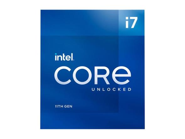 Intel Core i7-11700K Rocket Lake 8-Core 3.6 GHz LGA 1200 125W BX8070811700K Desktop Processor Intel UHD Graphics 750 (iNTCPU37)