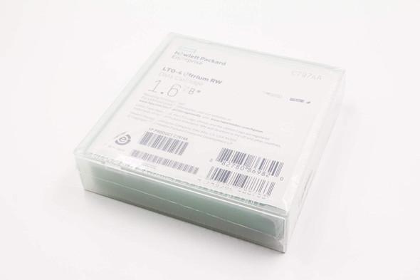 HP LTO4 Ultrium 1.6 TB RW Data Cartridge | C7974A
