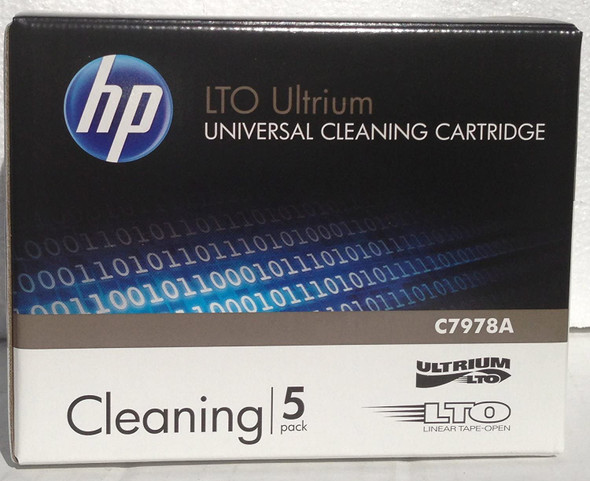 HP Ultrium Universal Cleaning Cartridge | C7978A