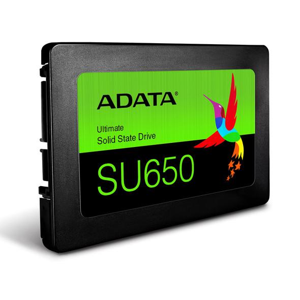 "ADATA SU650 256GB SSD 2.5""   ASU650SSD-256GT-R"