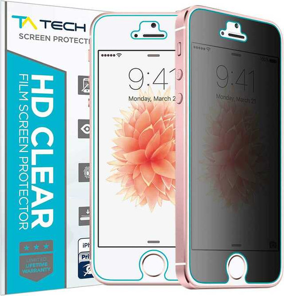 iPhone5 Clear screen protector Anti-scratch | YJT-IPT021