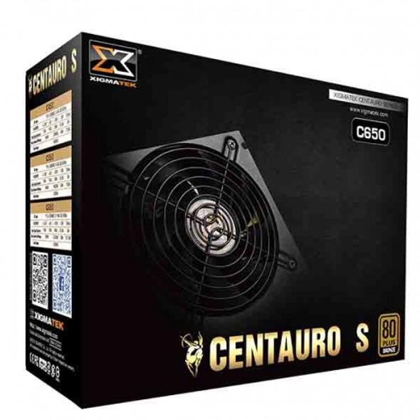 Power Xigmatek CTS Centauro S C650 600W | EN40674