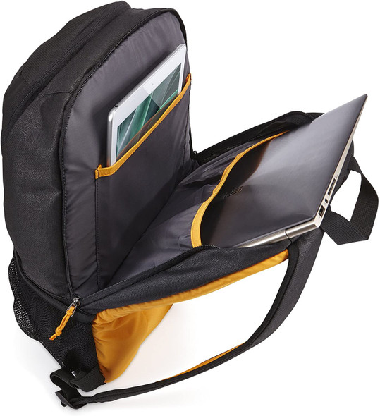 "Case Logic Ibira Backpack Laptop Screen Size  15-16"",  black | IBIR115"