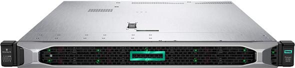 HPE Proliant Dl360 Gen10 Low Model - 1x 1st Gen Intel Xeon 6-core Bronze 3104 / 1.7 Ghz, 8(1x8)gb Ddr4 Sdram, Smart Array 14-port S100i, Embedded 4-port 1gbe, 4lff, 1x 500w Rps 1u Rack Server | P01880-B21