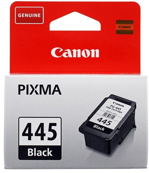 Canon Ink Cartridge, Black PG-445