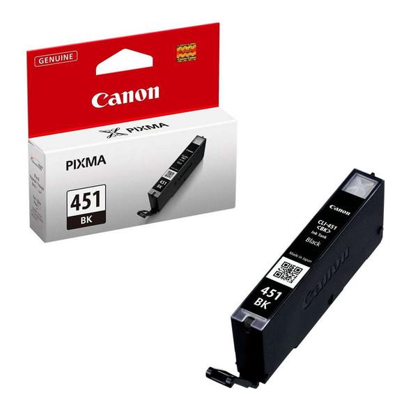 Ink Canon CLI-451 Black | CLI-451<BK>