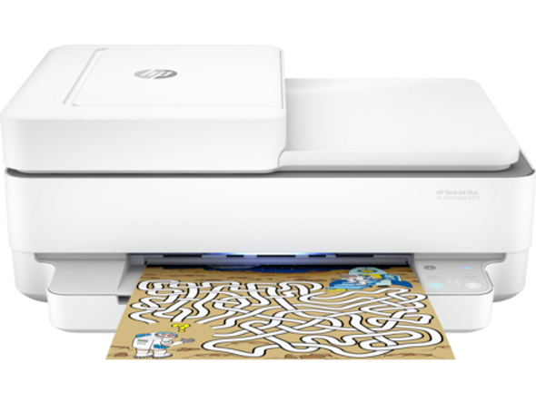 HP DeskJet Plus Ink Advantage D6475 All-in-One Printer | 5SD78C