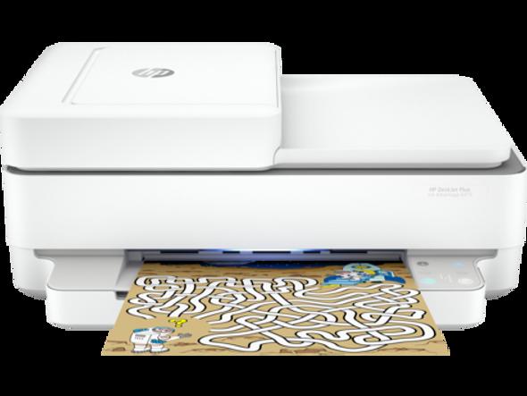 HP DeskJet Plus Ink Advantage D6475 All-in-One Printer | 5SD78C