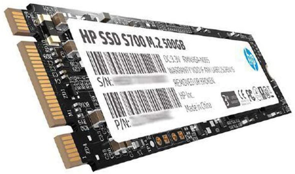 HP Hewlett Packard Internal 500 GB SATA SSD Flash Drive | 2LU80AA ABB