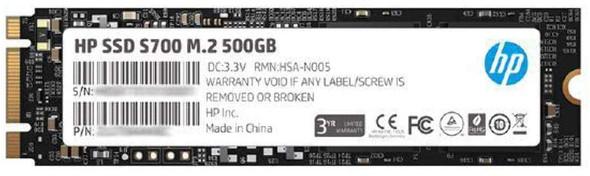 HP Hewlett Packard Internal 500 GB SATA SSD Flash Drive   2LU80AA ABB