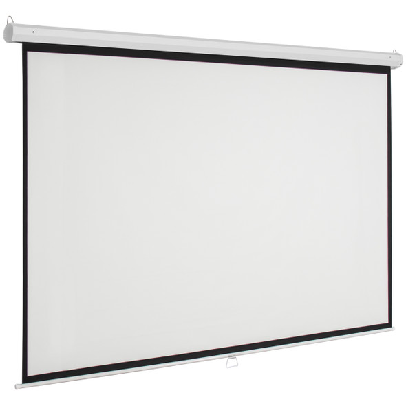 Manual Projector Wall Screen