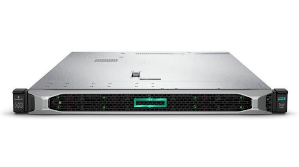 HPE ProLiant DL360 Gen10 4210 1P 16GB-R P408i-a NC 8SFF 500W PS Server | P19779-B21