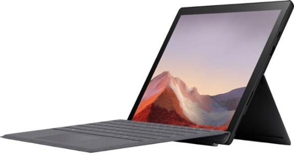 "Microsoft Surface Pro 7 I5-1035G4/8/256 SSD BT WIN10 Touch Screen 12.3"" Matte Black"