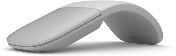 Microsoft Surface Arc Mouse Light Grey   CZV-00001