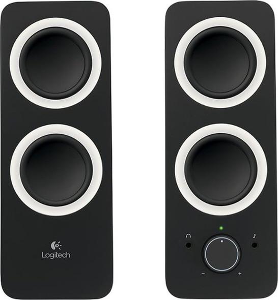 LOGITECH Z200 2.0 Multimedia Speakers 2-Piece