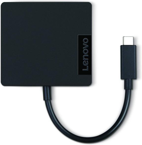 LENOVO USB-C Travel Hub Black | GX90M61235