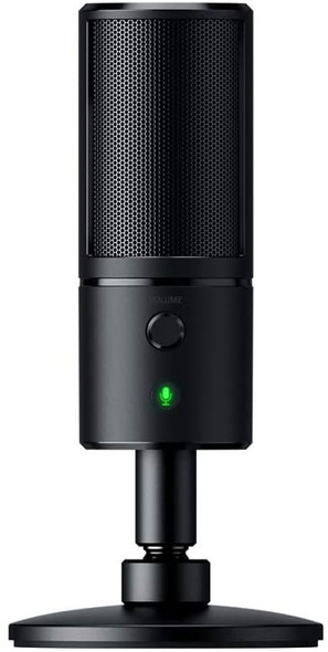 Razer Seiren X USB Digital Microphone and Headphone Amplifier | RZ19-02290100-R3M1