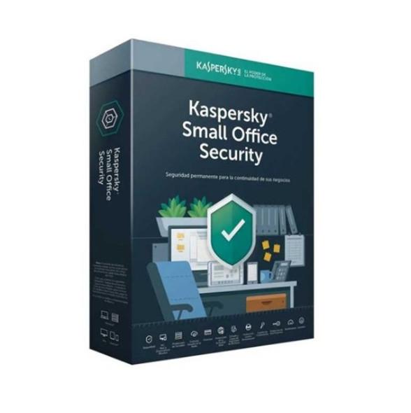 KASPERSKY Small Office Security - 10 Desktops - 10 MOBILES  -1Server | KL4541IBEFS-20