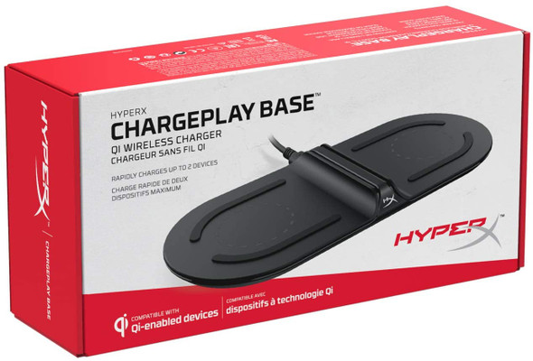 HyperX ChargePlay Base, UK adapter   HX-CPBS-C
