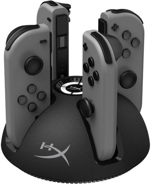 HyperX ChargePlay Quad for NS | HX-CPQD-U
