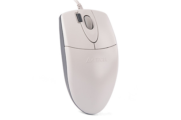 Optical Mouse Double Click USB/white   OP620DW